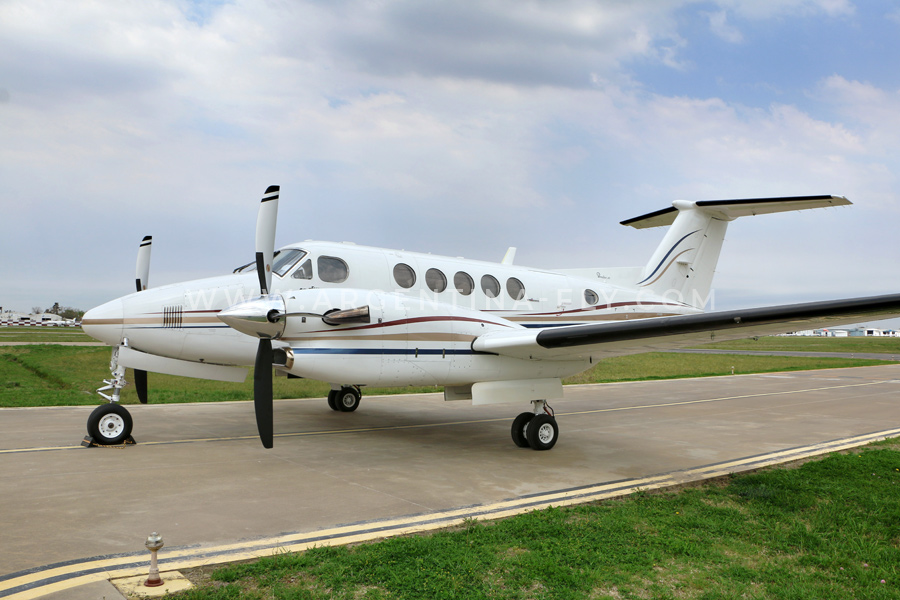 Location Beechcraft King Air 200