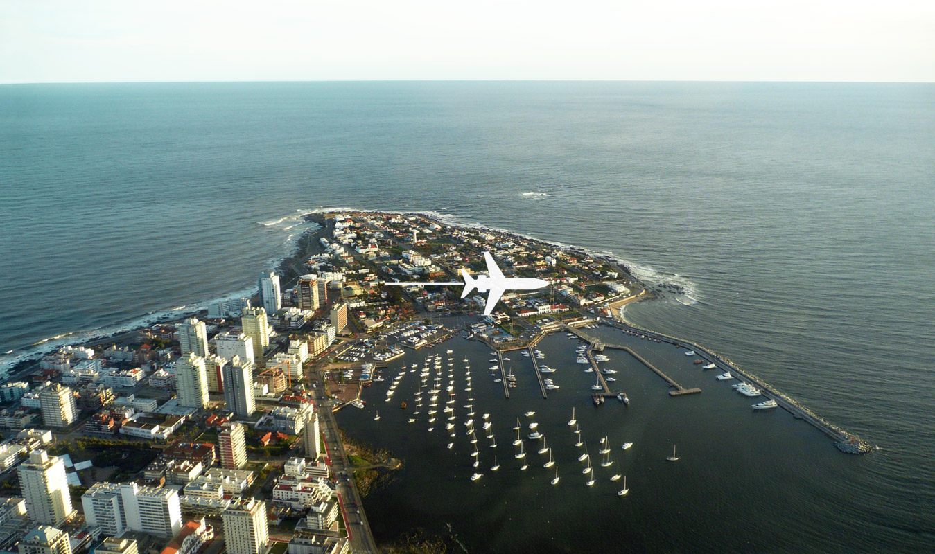 Private flights Montevideo