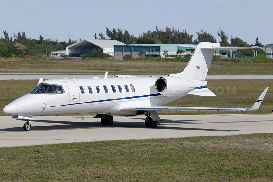 Location Learjet 45