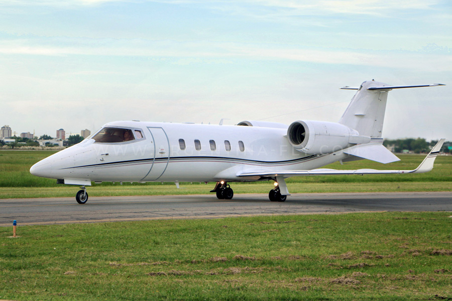 Location Learjet 60