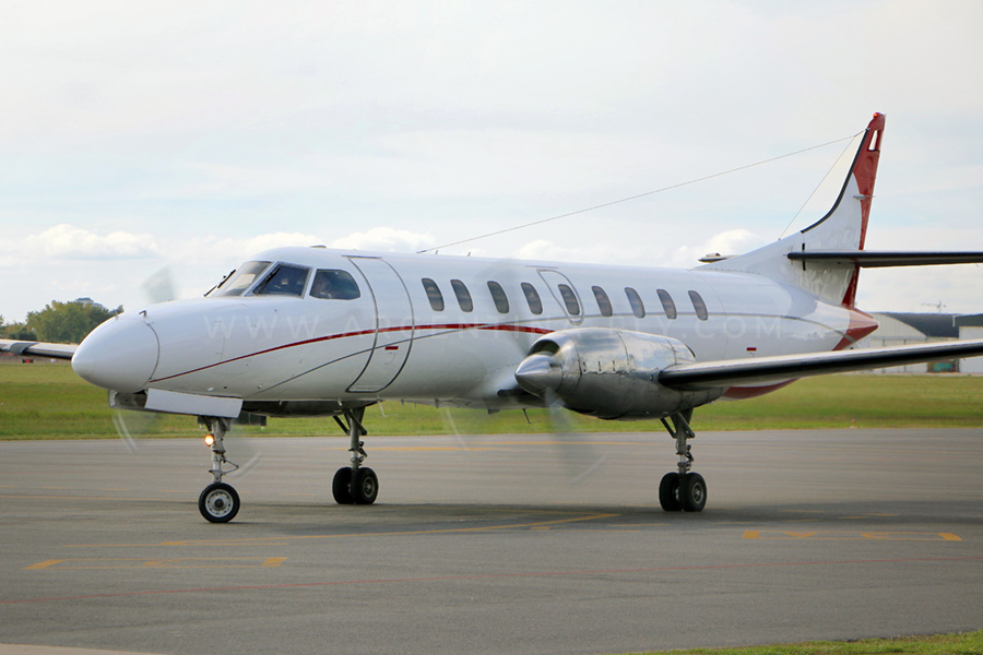 Location Fairchild Metroliner